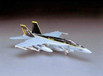 F/A-18E Super Hornet · HG 607239 ·  Hasegawa · 1:48