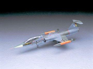 TF-104G Starfighter (Luftwaffe/Italian Air Force Trainer) · HG 607240 ·  Hasegawa · 1:48
