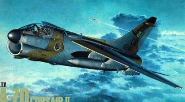 A-7D/E Corsair II · HG 607247 ·  Hasegawa · 1:48