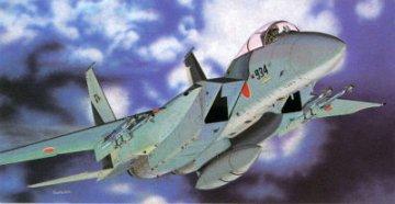 F15J DJ Eagle JASDF · HG 607251 ·  Hasegawa · 1:48