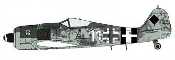 Focke Wulf Fw 190 A-8/R8, · HG 607470 ·  Hasegawa · 1:48