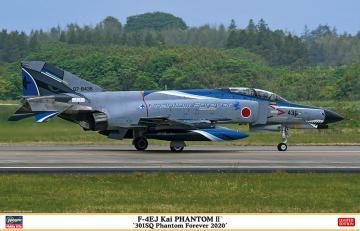 F-4EJ Kai Phantom II, 301sq Phantom forever · HG 607496 ·  Hasegawa · 1:48