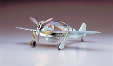 Focke-Wulf Fw 190 A-8 · HG 608071 ·  Hasegawa · 1:32