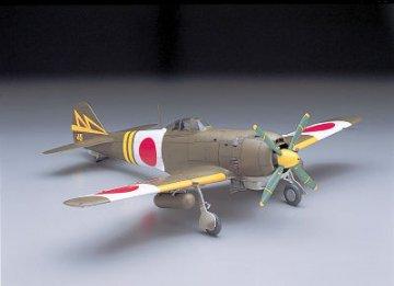 Nakajima Ki 84 T4 Hayate (Frank) · HG 608074 ·  Hasegawa · 1:32