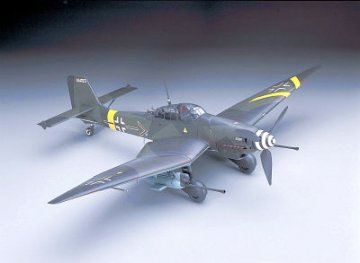 Junkers Ju 87 G Stuka · HG 608075 ·  Hasegawa · 1:32