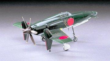 J7W1 Shinden · HG 609122 ·  Hasegawa · 1:48