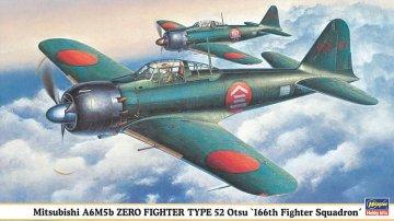 Mitsubishi A6M5b Zero Fighter, Type 52 OT SU · HG 609428 ·  Hasegawa · 1:48