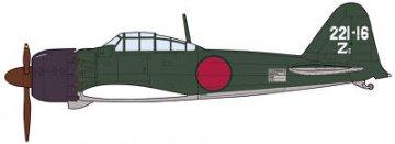Mitsubishi A6M5b Zero Fighter Type 52 Otsu ´221ST Flying Group´ · HG 609847 ·  Hasegawa · 1:48