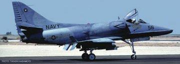 A-4E SKYHAWK TOP GUN, · HG 609926 ·  Hasegawa · 1:48