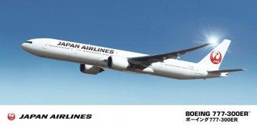 JAL B777-300ER · HG 610719 ·  Hasegawa · 1:200