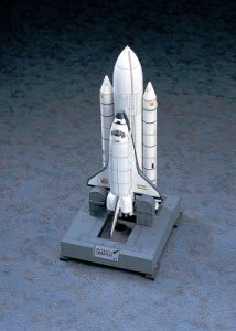 Space Shuttle Orbiter w/Boosters · HG 610729 ·  Hasegawa · 1:200