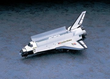 Space Shuttle Orbiter · HG 610730 ·  Hasegawa · 1:200