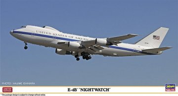 Boeing E-4B Nigthwatch · HG 610825 ·  Hasegawa · 1:200