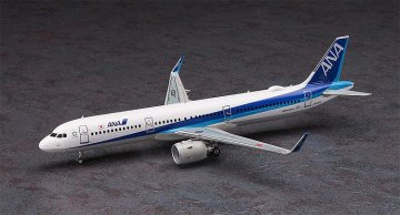 ANA Airbus A321 neo · HG 610826 ·  Hasegawa · 1:200