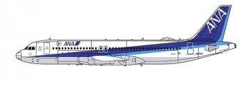 ANA Airbus A320neo · HG 610828 ·  Hasegawa · 1:200