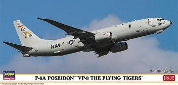 P-8A Poseidon VP8 - The Flying Tigers · HG 610830 ·  Hasegawa · 1:200