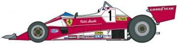 Ferrari 312T2 1976 Japan GP · HG 620243 ·  Hasegawa · 1:20