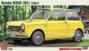 Honda N360 NI · HG 620285 ·  Hasegawa · 1:24