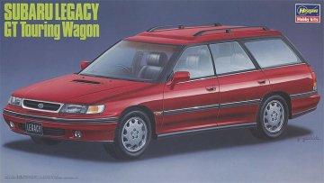 Subaru Legacy GT Touring Wagon · HG 620304 ·  Hasegawa · 1:24