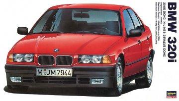 BMW 320i · HG 620313 ·  Hasegawa · 1:24