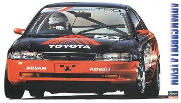 Advan Corolla Levin · HG 620314 ·  Hasegawa · 1:24