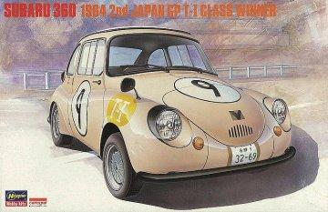 Subaru 360, 1964 Japan GP · HG 620322 ·  Hasegawa · 1:24