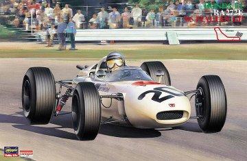 Honda F1 RA272E, GP Italien 1965 · HG 620412 ·  Hasegawa · 1:24