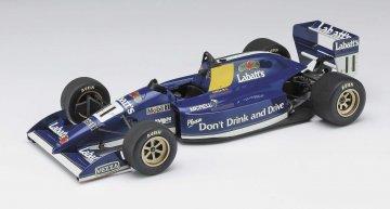 Paul Stewart Racing Lola T90-50 · HG 620429 ·  Hasegawa · 1:24
