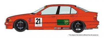 BMW 318i JTCC BP Advan · HG 620430 ·  Hasegawa · 1:24