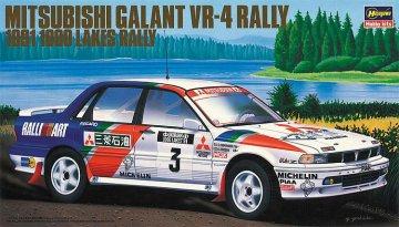 Mitsubishi Galant VR-4, 1000 Lakes Rally 1991 · HG 620431 ·  Hasegawa · 1:24