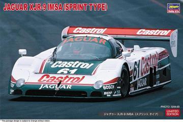 Jaguar XJR9 IMSA · HG 620441 ·  Hasegawa · 1:24