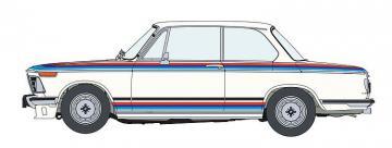 BMW 2002tii mit Kinnspoiler · HG 620458 ·  Hasegawa · 1:24