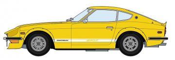 Datsun 240Z mit Spoiler · HG 620487 ·  Hasegawa · 1:24