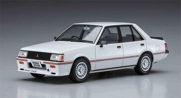 Mitsubishi Lancer EX 2000 Turbo ECI · HG 620490 ·  Hasegawa · 1:24