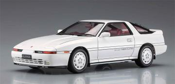Toyota Supra A70 GT Twin Turbo 1989 White Package · HG 620504 ·  Hasegawa · 1:24