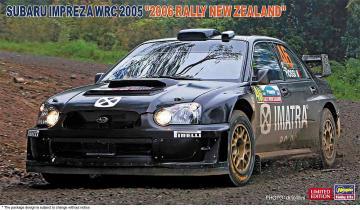Subaru Impreza WRC 2005 · HG 620506 ·  Hasegawa · 1:24