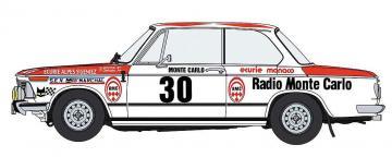 BMW 2002 tii, 1975 Monte Carlo Rally · HG 620516 ·  Hasegawa · 1:24