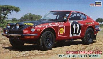 Datsun Fairlady 240Z · HG 621058 ·  Hasegawa · 1:24