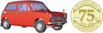 Honda N360 (N II) · HG 621121 ·  Hasegawa · 1:24