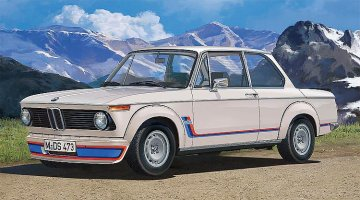 BMW 2002 Turbo · HG 621124 ·  Hasegawa · 1:24