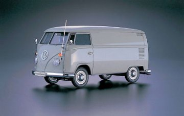 Volkswagen Type 2 Delivery Van 1967 · HG 621209 ·  Hasegawa · 1:24