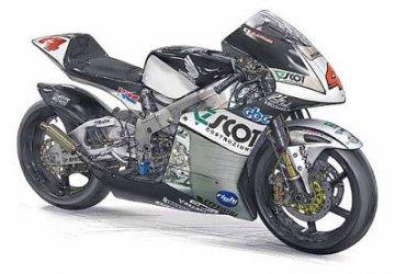 Scot Racing Team Honda RS · HG 621501 ·  Hasegawa · 1:12