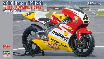 2000 Honda NSR250 Shell Advance Honda · HG 621703 ·  Hasegawa · 1:20