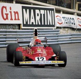Ferrari 312T 1975 Monaco GP Winner · HG 623202 ·  Hasegawa · 1:20