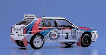 Lancia Super Delta 92 WRC · HG 625015 ·  Hasegawa · 1:24