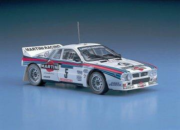 Lancia 037 Rally · HG 625030 ·  Hasegawa · 1:24