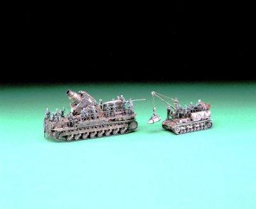 Karl w/ Panzer IV · HG 631033 ·  Hasegawa · 1:72