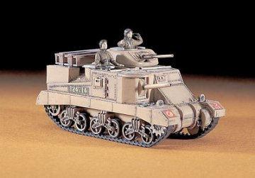 Grant M3 MK.I Medium Tank · HG 631105 ·  Hasegawa · 1:72