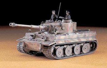 Tiger I/E PzKpfw. VI · HG 631108 ·  Hasegawa · 1:72