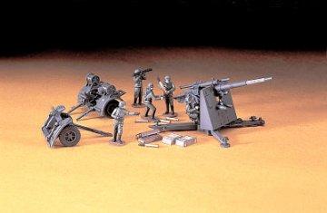 88 mm Gun Flak 18 · HG 631110 ·  Hasegawa · 1:72